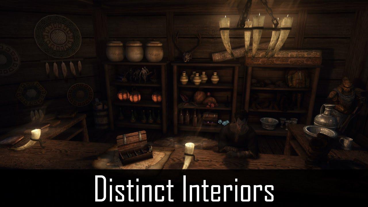 skyrim radioactive interiors