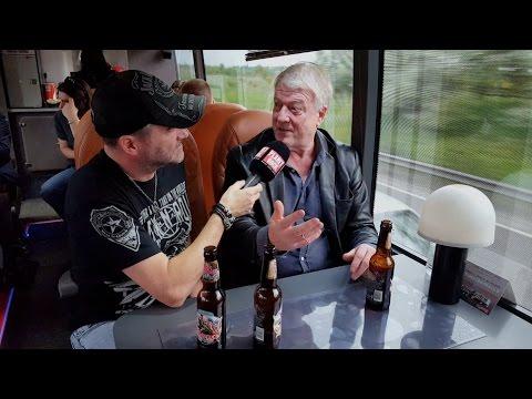 Iron Maiden manager Rod Smallwood on touring + future plans