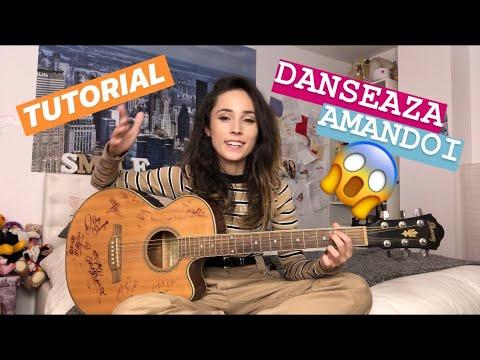 Danseaza Amandoi - Nicole Cherry | TUTORIAL CHITARA