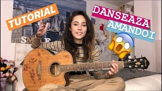 Danseaza Amandoi - Nicole Cherry TUTORIAL CHITARA