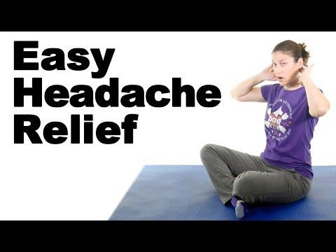 7 Best Headache Relief Treatments Ask Doctor Jo