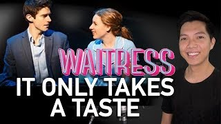 Gambar cover It Only Takes A Taste (Dr. Pomatter Part Only - Instrumental) - Waitress