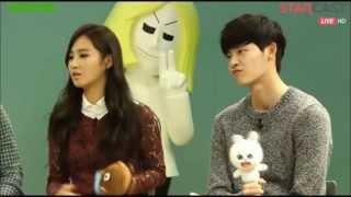 Video [HD] 131022 No Breathing Line Star Chatting [1/4] (Kwon Yuri SNSD, Seo In-Guk, Lee Jong-Suk) download MP3, 3GP, MP4, WEBM, AVI, FLV Maret 2018