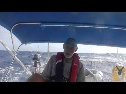 Sailing the Atlantic from Cape Verde to Barbados