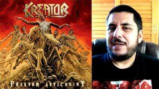 Kreator - Phantom Antichrist comentario y reseña