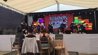 Ecuador Hip Hop Dance Championship 2017 - Step Dance Studio Ballet Performance