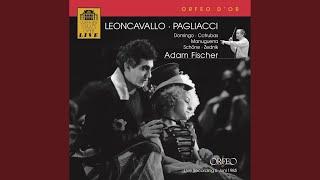 Pagliacci (Excerpts) : Act II Scene 2: Arlecchin! … Colombina! (Colombina, Arlecchino, Taddeo)