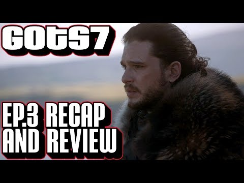 [Game of Thrones] S7 Episode 3 Recap & Review | The Queen's Justice In-Depth Breakdown