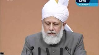 Jalsa Salana Germany 2011, Concluding Address by Hadhrat Mirza Masroor Ahmad, Islam Ahmadiyyat