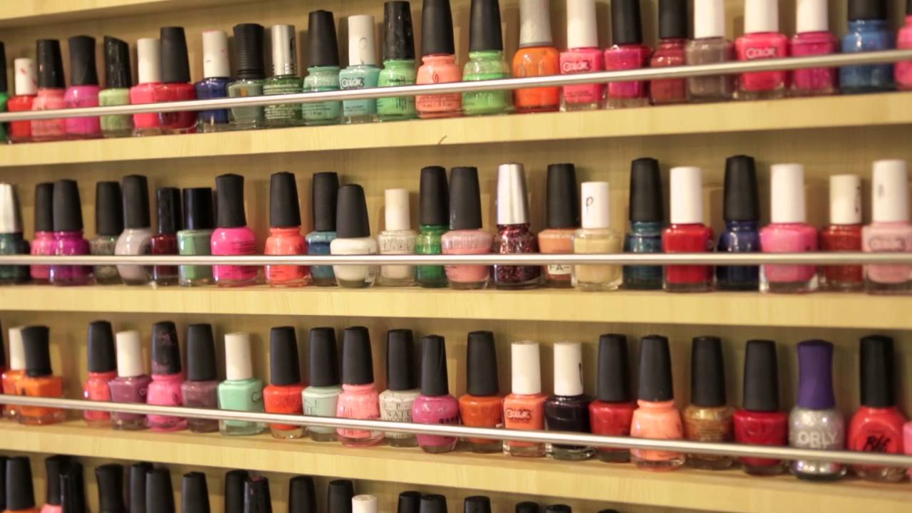 Paradise Nail And Spa Video - Temple, TX United States - YouTube