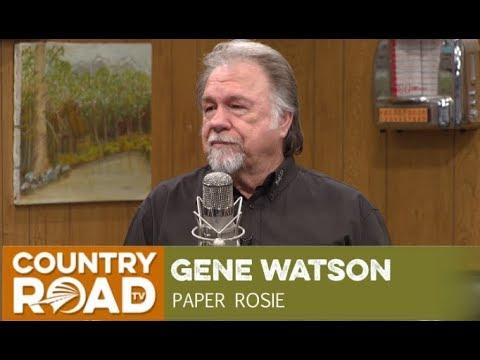 Gene Watson sings