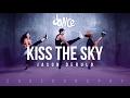 Смотреть или скачать ютуб видео Смотреть онлайн или скачать вк видео Kiss The Sky - Jason Derulo - Choreography - FitDance Life