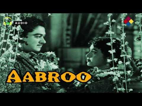 Wo Raat Bhi Kya Hogi | Aabroo 1956