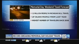 AAA: More than 1.2M in Michigan to travel for Memorial Day