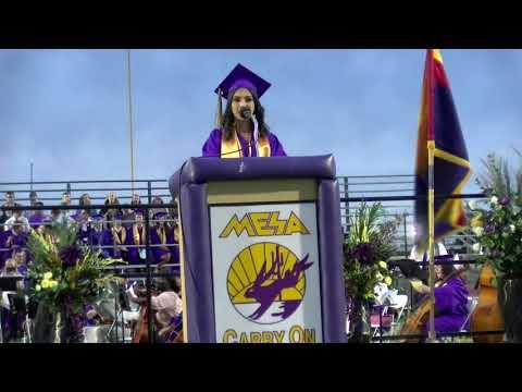 Mesa High School Graduation 2021