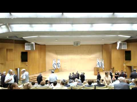 LIVE Broadcast: Knesset Conference for the Reconnection with the Descendants of Spanish and Portu...