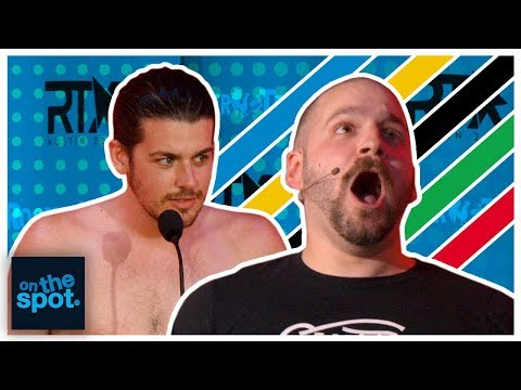 On The Spot: Ep. 126 - The Rooster Teeth Olympics | Rooster Teeth