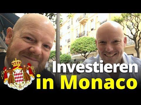 Investieren in Monaco - Interview mit Swen Lorenz