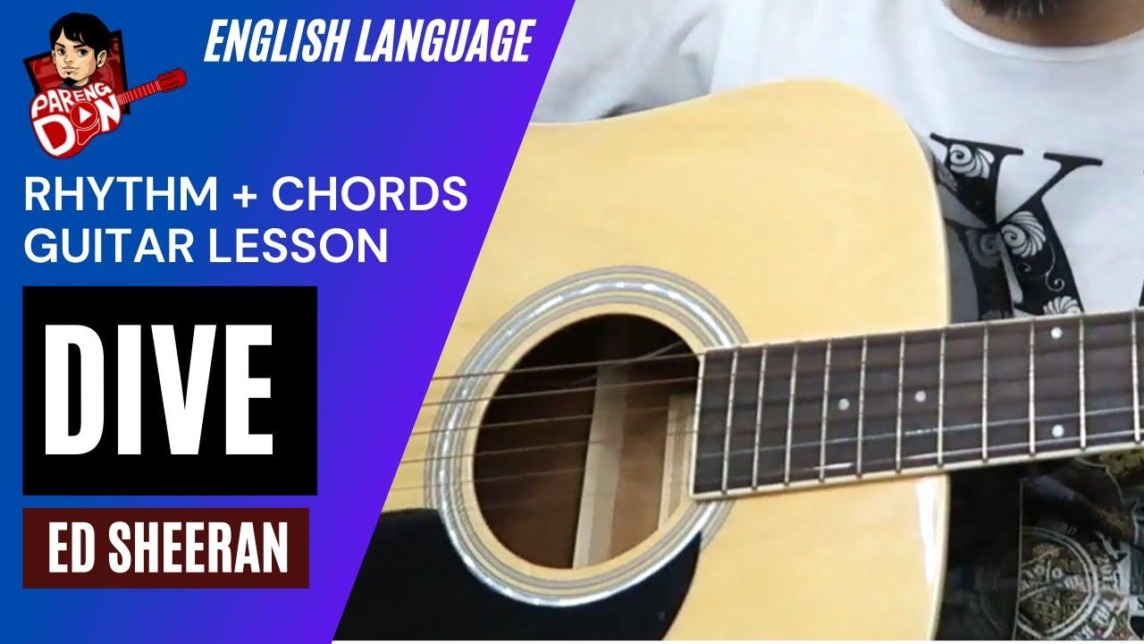 Chords And Rhythm Riffs (Ed Sheeran