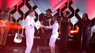 Gambar cover Fancam: (Dancing With a Stranger) Sam Smith & Normani @ Jingle Ball LA 2019 -12/6/19