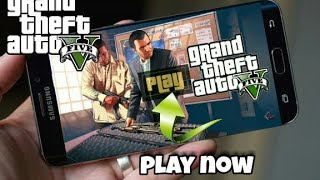 Playing gta 5 on Android offline