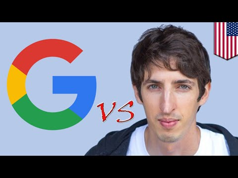 James Damore 'Google Memo' lawsuit claims Googlers block conservative staff members - TomoNews