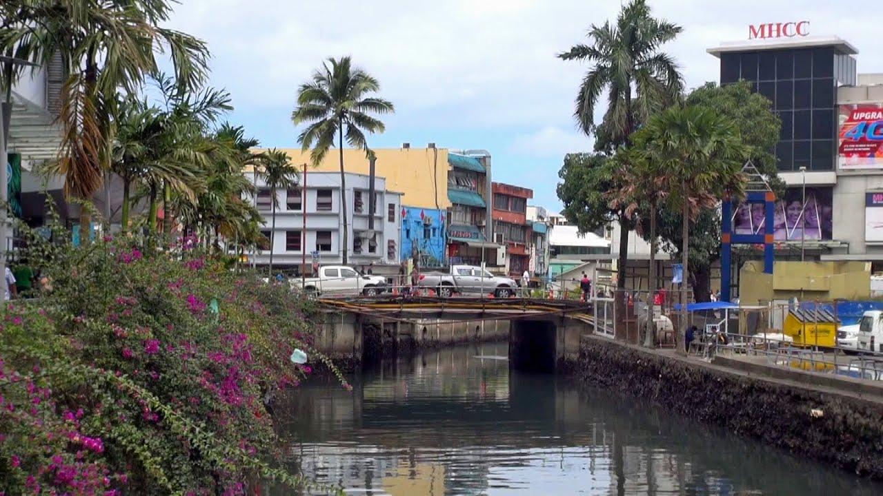 Suva The Capital Of Fiji Hd Youtube
