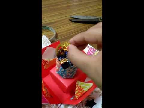 Explosion box for Rakhi