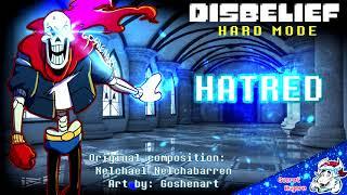 ⭐Secret Asgore⭐ [UNDERTALE: Disbelief Hard Mode] Phase 1 - Hatred