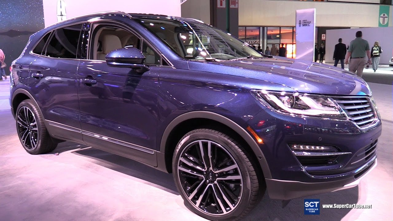 2017 Lincoln Mkc Reserve Exterior And Interior Walkaround 2016 La Auto Show