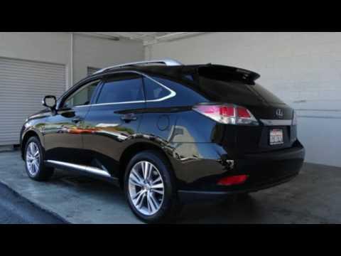 2015 Lexus RX 350 San Diego CA Kerney Mesa CA 172960A  YouTube