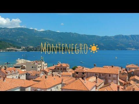 Montenegro - Travel vlog 13 ( watch in 4K)