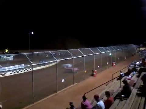 Swainsboro Raceway 9/30/17 602 Late Model