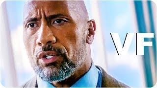 SKYSCRAPER Bande Annonce VF (2018) streaming