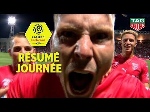 Résumé 2ème journée - Ligue 1 Conforama / 2018-19 thumbnail