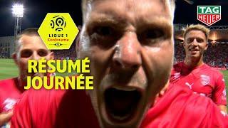 Résumé 2ème journée - Ligue 1 Conforama / 2018-19