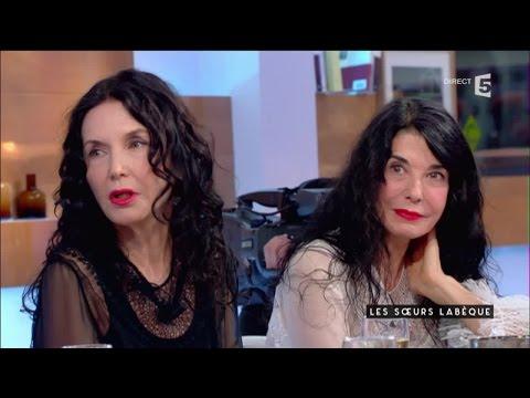 Les soeurs Labèque - C à vous - 23/05/2016
