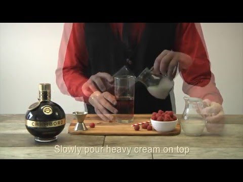 How to Make Raspberry Italian Cream Soda