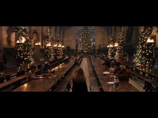 Harry Potter And The Philosopher S Stone Christmas At Hogwarts