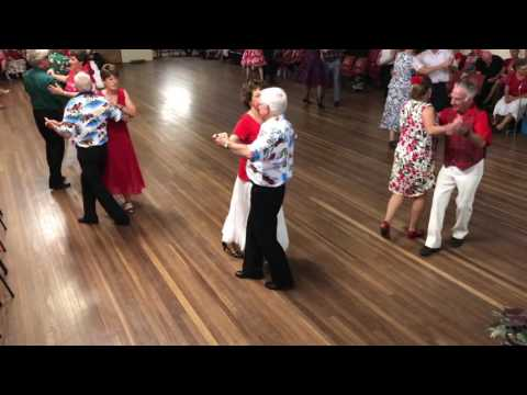 Glenore Grove Quickstep, choreographed especially for Genore Grove Hall Dance, December 2016.