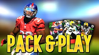Madden NFL 15 Ultimate Team - PACK N