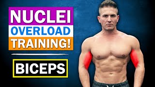 I Did 100 Bicep Curls Every Day For 30 Days | NUCLEI OVERLOAD TRAINING