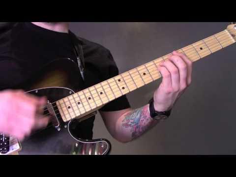 Catfish & The Bottlemen - Soundcheck Guitar Lesson