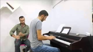 PAVANE-dilsiz kaval -bülent balan----piyano- hasan gümüş