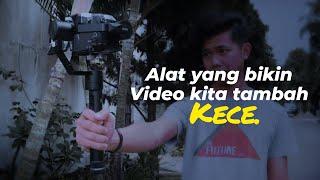 ALAT YANG  BIKIN VIDEO KITA MAKIN KECEEEE..!!