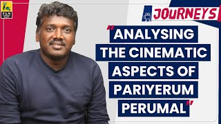 Mari Selvaraj Interview With Baradwaj Rangan | Part 2 | Journeys | Subtitled