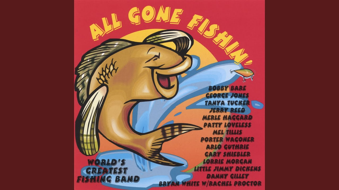 Fishing Songs: 22 Country Music Songs about Fishing