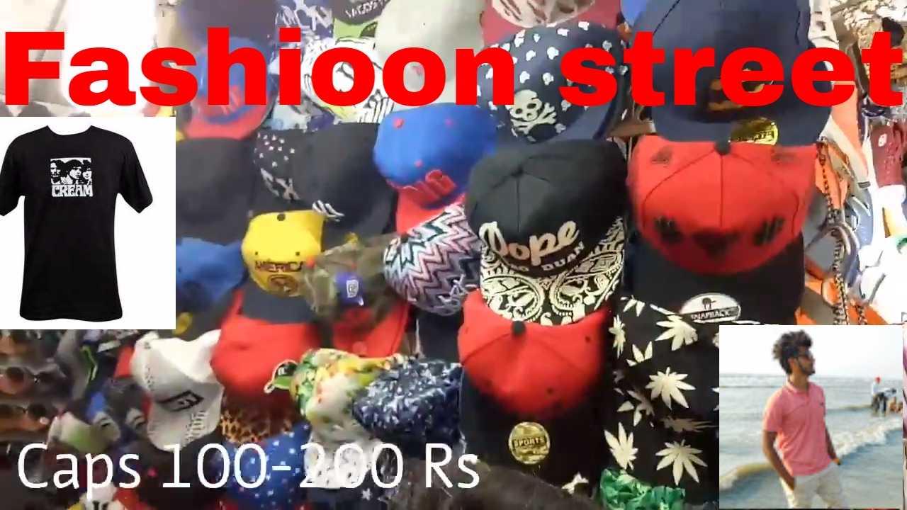 Fashion Street Best Place To Buy Cheap Clothes Mumbai Youtube