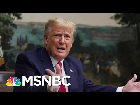 How Trump's False Claims About Voter Fraud Impact Voting Rights   MSNBC