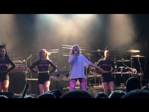 Zara Larsson Live Toronto: Girls Like & This One's For You